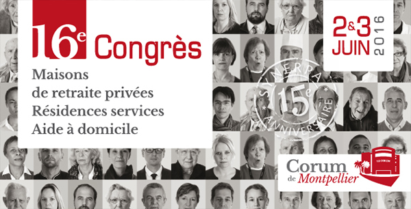 Médi-Contract Group au Congrès du SYNERPA (Montpellier, 02-03 juin 2016)